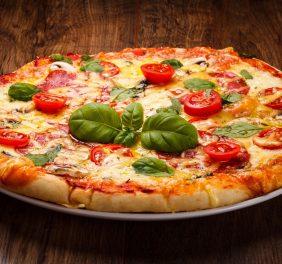 BBQ Jackfruit Pizza